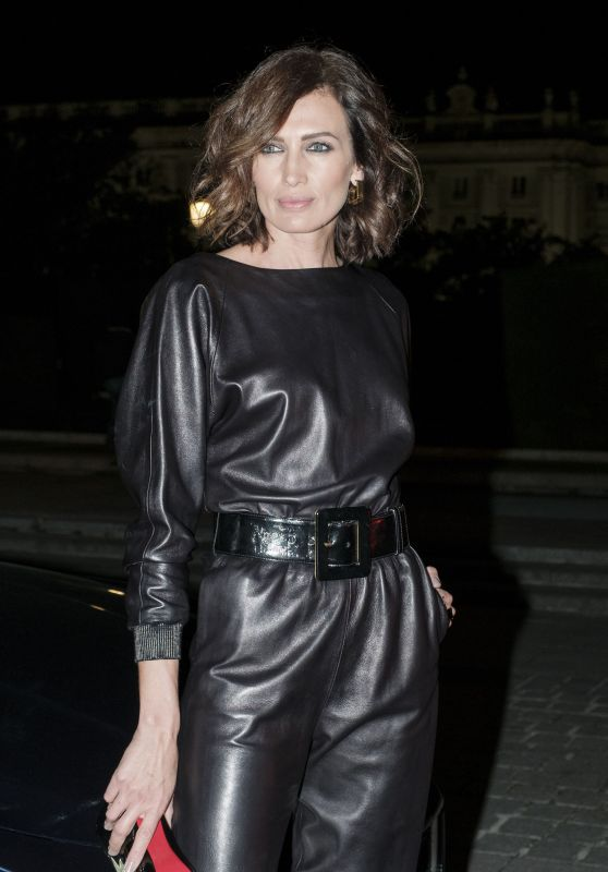 "Nieves Alvarez - ""La bohème"" Premiere in Madrid"
