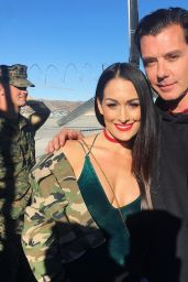Nikki Bella Social Media, December 2017
