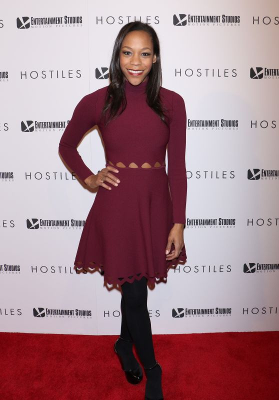 "Nikki M. James – ""Hostiles"" Screening in NYC"
