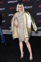 "Noomi Rapace – ""Bright"" Premiere in Los Angeles"