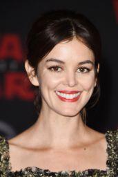 "Nora Zehetner – ""Star Wars: The Last Jedi"" Premiere in LA"