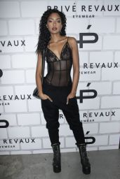 Olayinka Mia Noel – Prive Revaux Eyewear's Flagship Launch Event in New York
