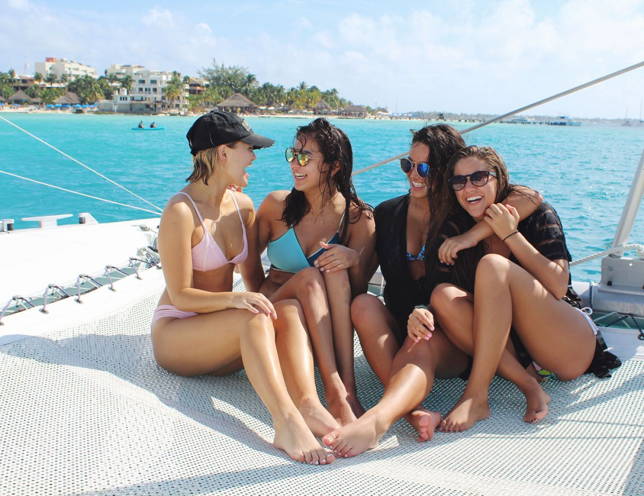 Celebrity status boat