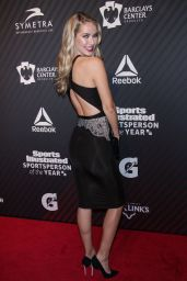 Olivia Jordan – SI Sportsperson of the Year Awards 2017 in NYC