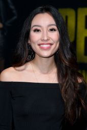 """Olivia Sui – """"Pitch Perfect 3"""" Premiere in Los Angeles"""