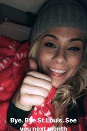 Paige VanZant – Social Media 12/11/2017