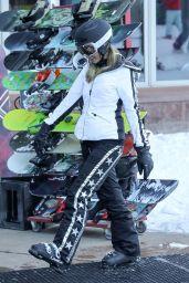 Paris Hilton in Aspen