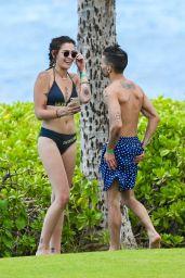 Paris Jackson in Bikini - Hawaii 12/26/2017