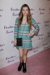 Paris Smith - The Chandler's Friends Toy Drive & Wrapping Party in LA