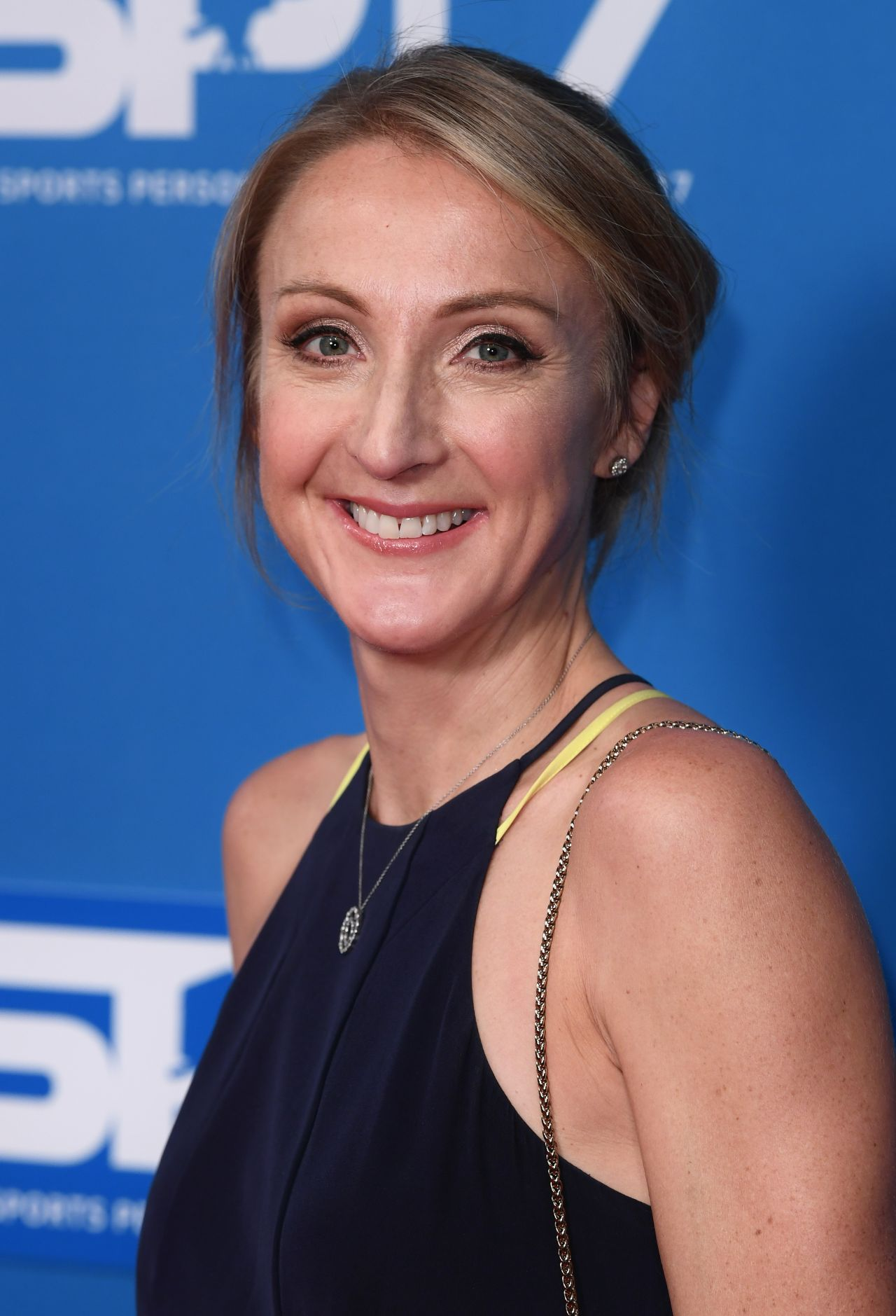 Paula Radcliffe Sports Personality Of The Year Awards In