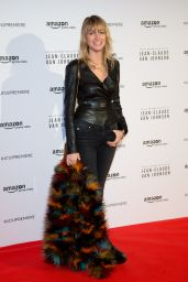 "Pauline Lefevre – ""Jean-claude Van Johnson"" Premiere in Paris"