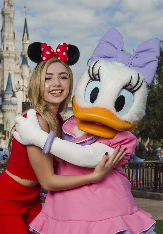 Peyton Roi List - Magic Kingdom Park at Disney World in Florida