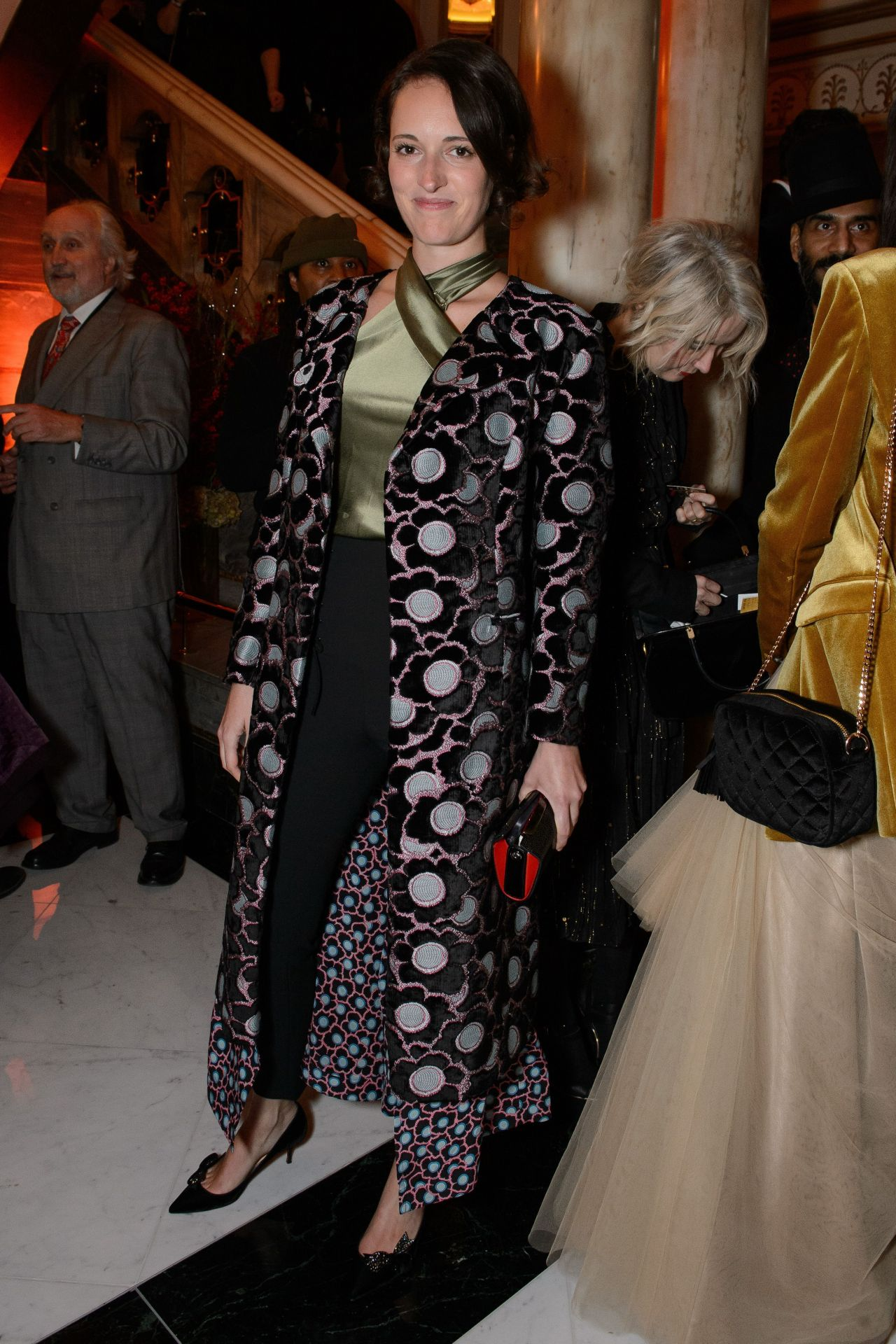 "Phoebe Waller-Bridge – ""Hamilton"" Musical Press Night in London"