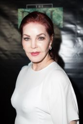 "Priscilla Presley - ""Farinelli and the King"" Opening Night in New York"
