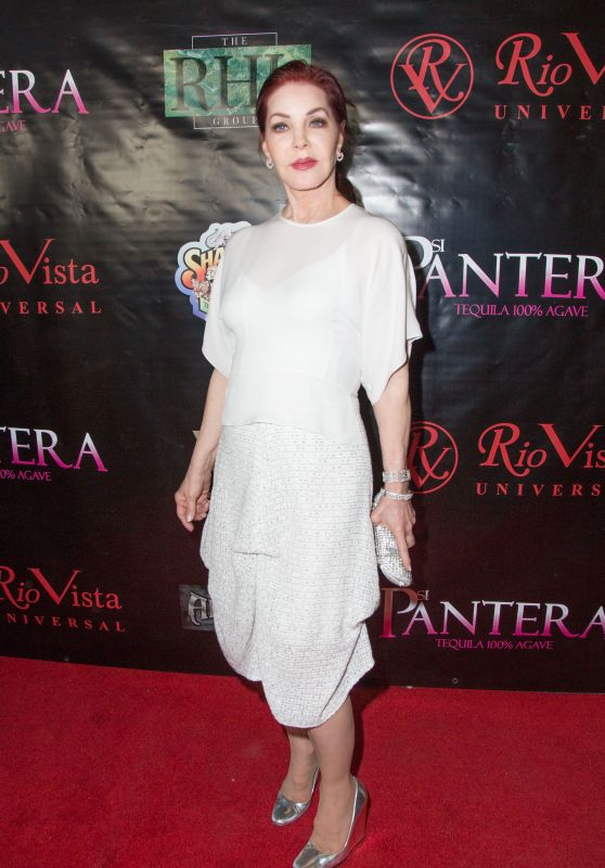 """Priscilla Presley - """"Farinelli and the King"""" Opening Night in New York"""
