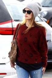 "Rachel Bilson Shopping at ""Free People"" Store in Studio City"