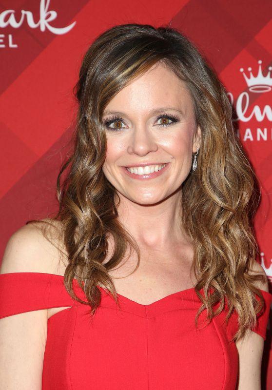 "Rachel Boston – ""Christmas at Holly Lodge"" Screening in Los Angeles"