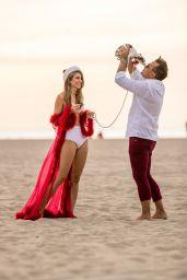 Rachel McCord - Photoshoot in Santa Monica 12/11/2017