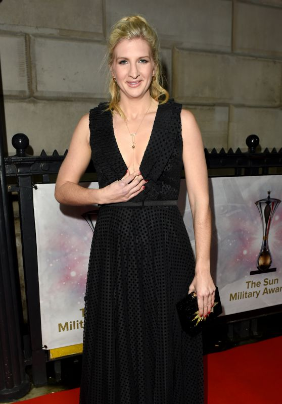 Rebecca Adlington – The Sun Military Awards 2017 in London