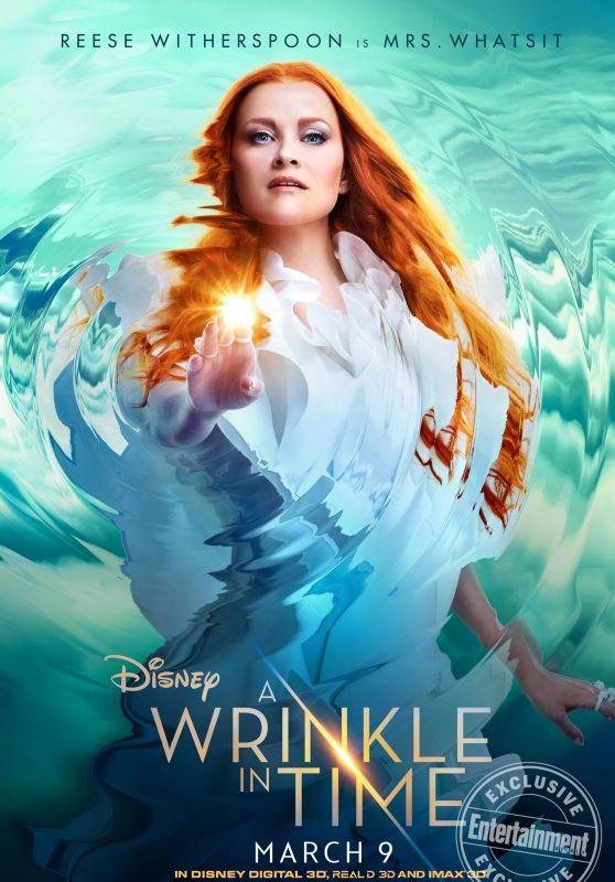 Reese Witherspoon - A Wrinkle in Time Poster