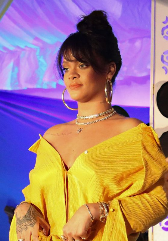 Rihanna - Official Street Naming Ceremony of Rihanna Drive in Barbados