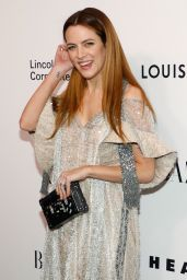 Riley Keough – Louis Vuitton and Nicolas Ghesquiere Event in NYC