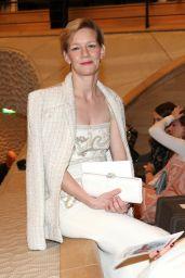 Sandra Hueller – Chanel Fashion Show in Hamburg
