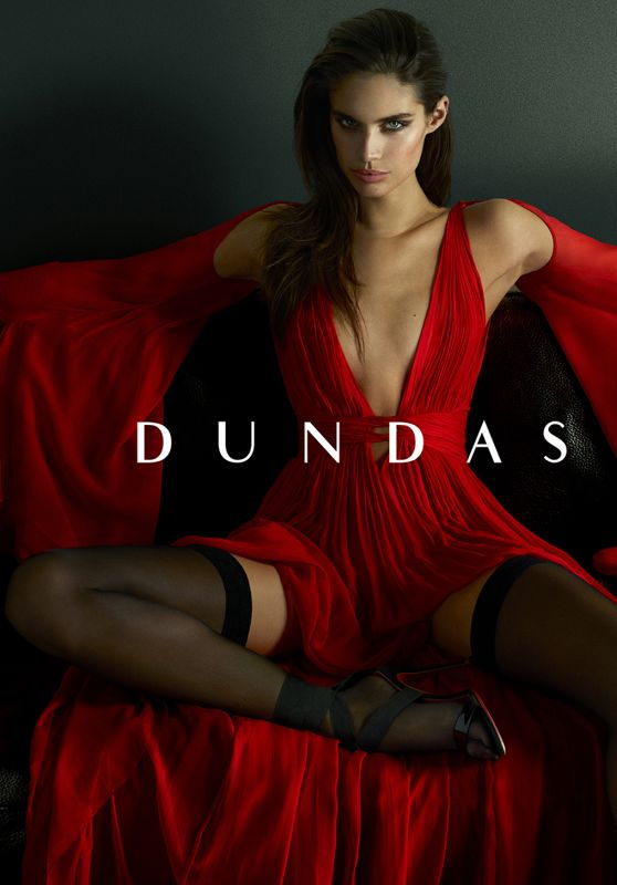 "Sara Sampaio - ""Dundas Resort 2018"" Campaign Photoshoot"