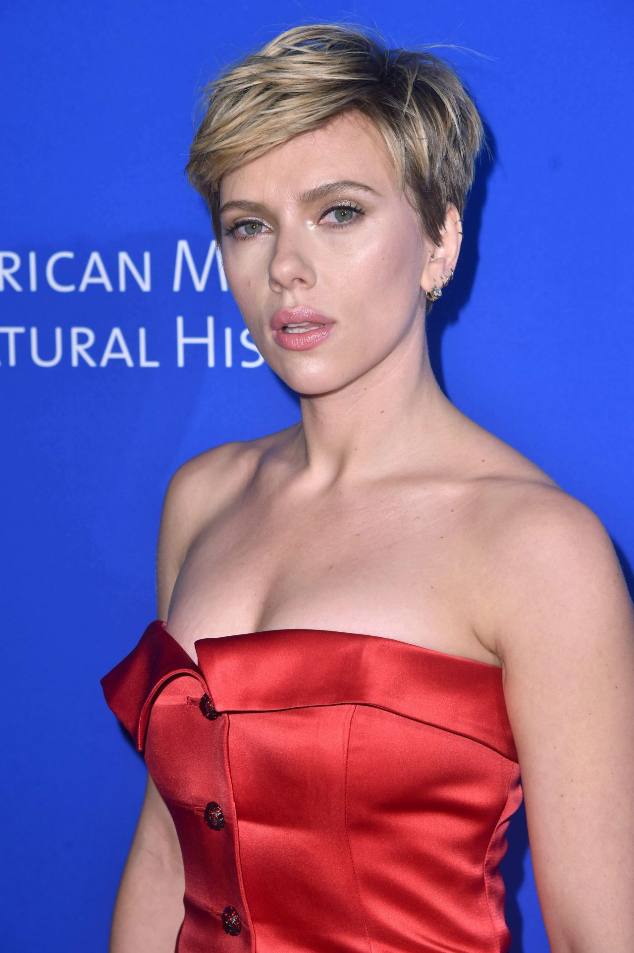 Scarlett Johansson American Museum Of Natural History S
