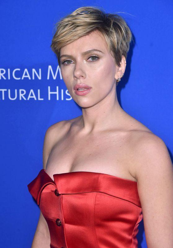 Scarlett Johansson - American Museum Of Natural History