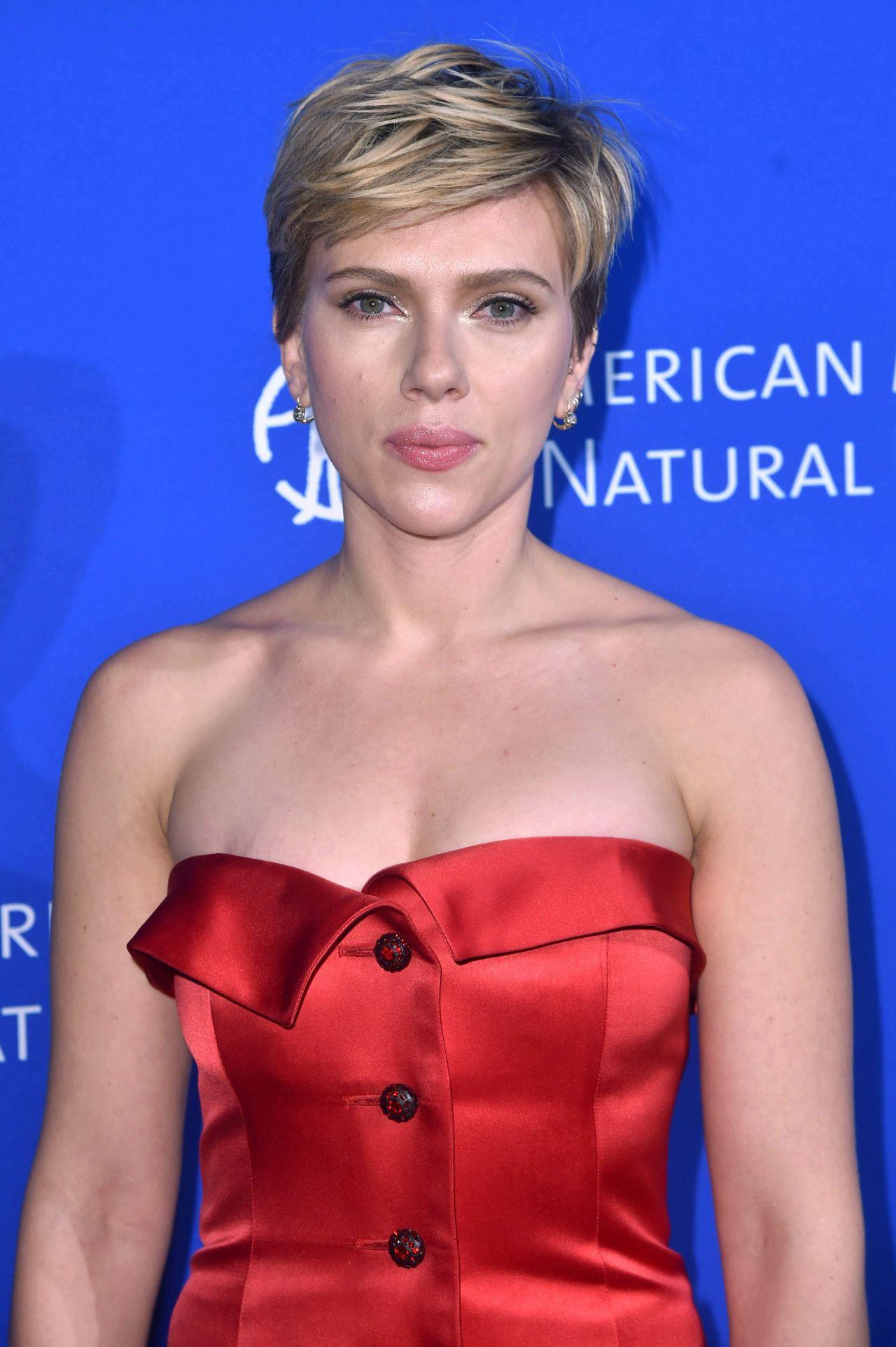 Scarlett Johansson American Museum Of Natural History S