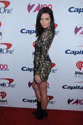 Scheana Shay – Z100s Jingle Ball 2017 in New York