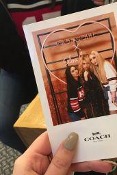 "Selena Gomez - ""Coach x Selena Gomez"" Meet and Greet in London"