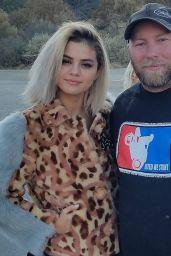 Selena Gomez - Social Media 12/29/2017