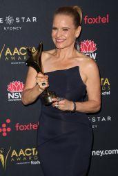 Shaynna Blaze – AACTA Awards2017 Red Carpet in Sydney
