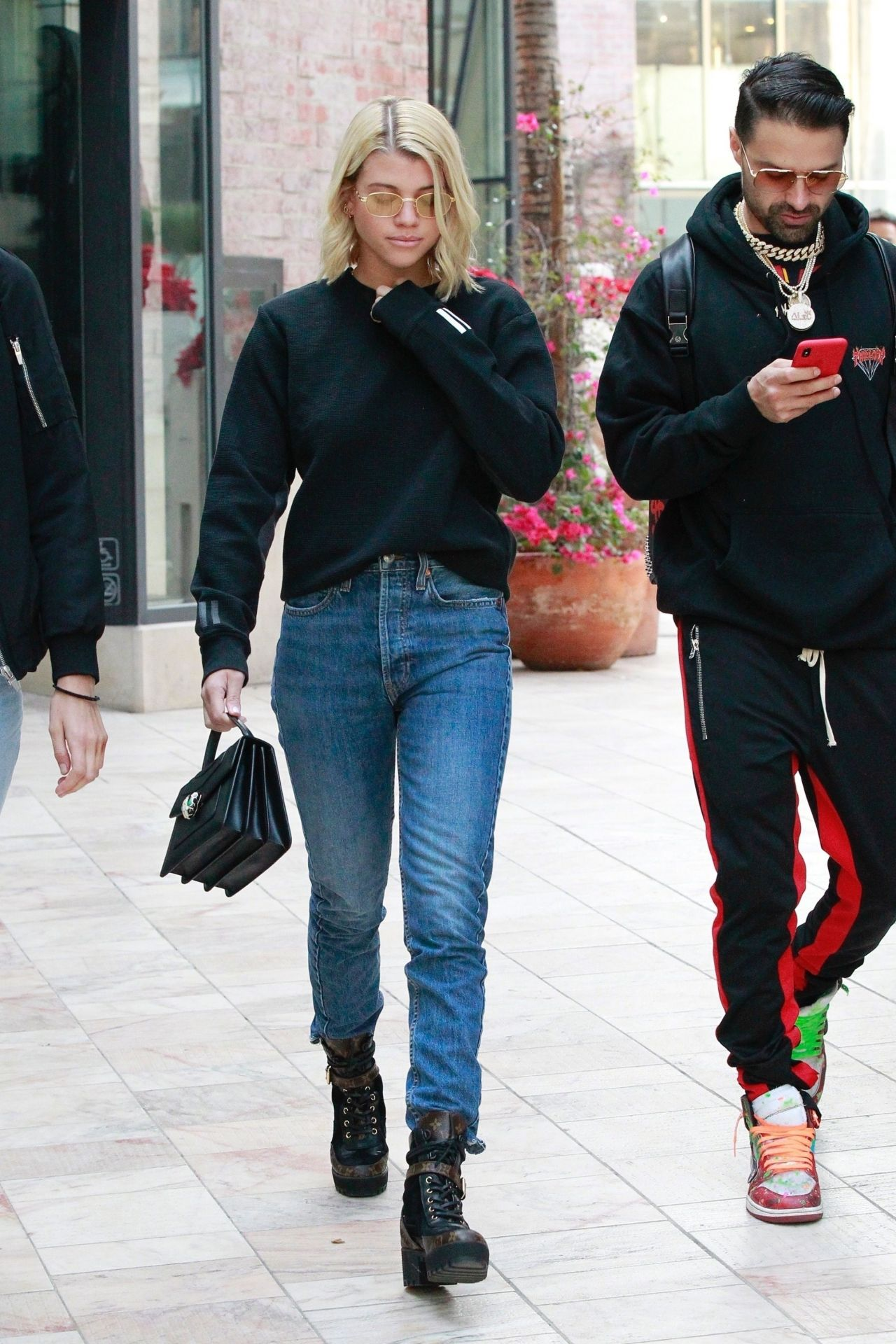 Sofia Richie Shopping In Beverly Hills 12 16 2017