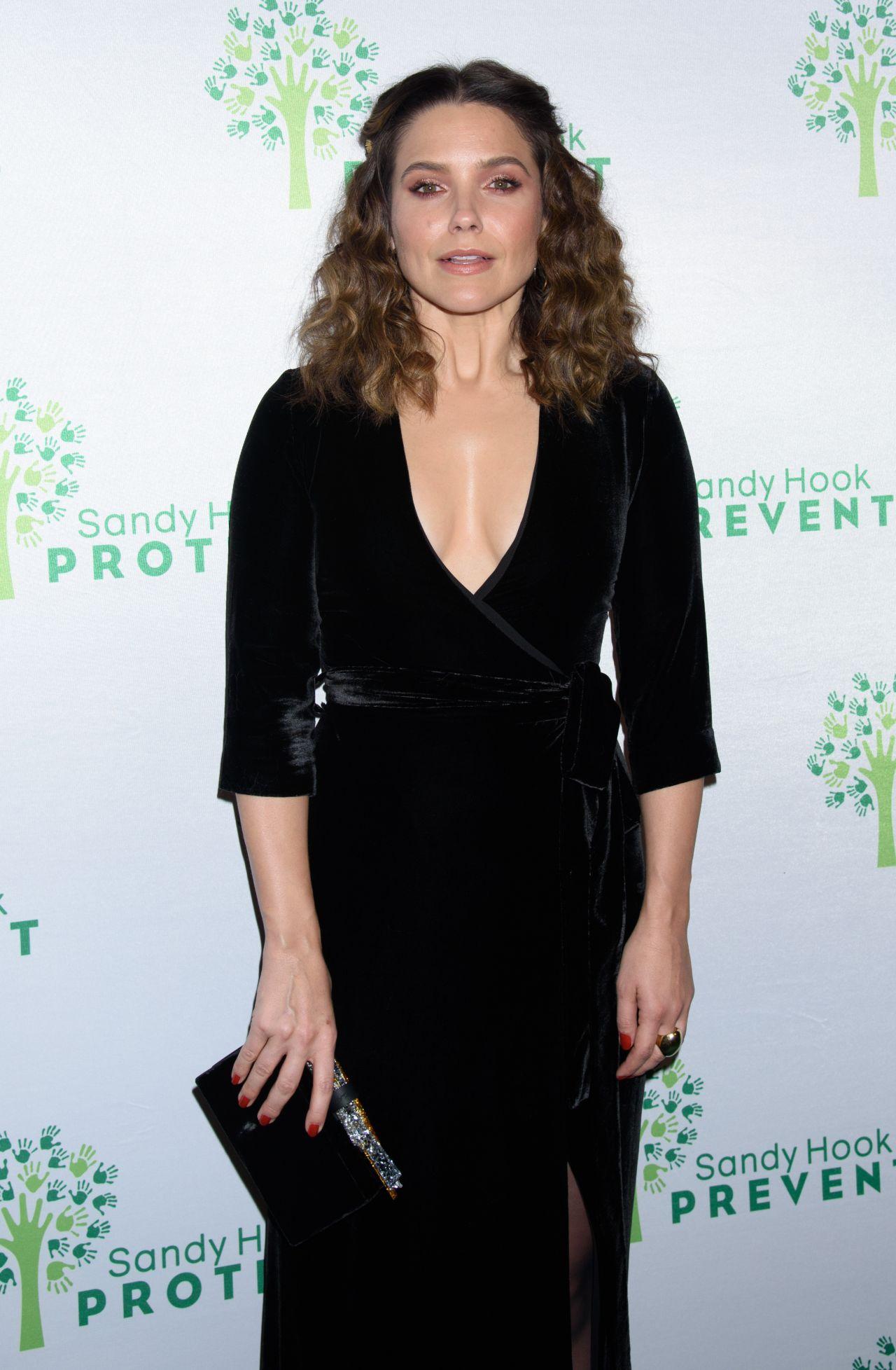 Sophia Bush - 2017 Sandy Hook Promise Benefit in NYC
