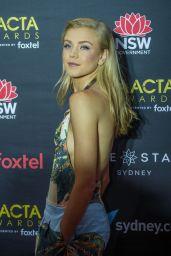 Sophia Forrest – AACTA Awards2017 Red Carpet in Sydney