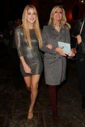 Sophie Porley, Amanda Clapham & Sarah Jayne Dunn – Hollyoaks Xmas Party in Liverpool 12/15/2017