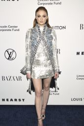 Sophie Turner – Louis Vuitton and Nicolas Ghesquiere Event in NYC