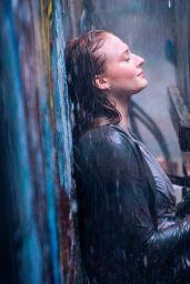 """Sophie Turner - """"X-Men: Dark Phoenix"""" First Look Photos - 2018"""