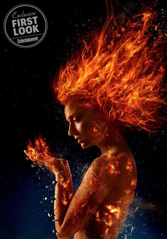 Sophie Turner Quot X Men Dark Phoenix Quot First Look Photos 2018