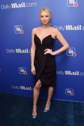 Stassi Schroeder – Daily Mail Holiday Party 2017