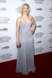"""Stefanie Martini - """"Crooked House"""" Premiere at Metrograph in NYC"""
