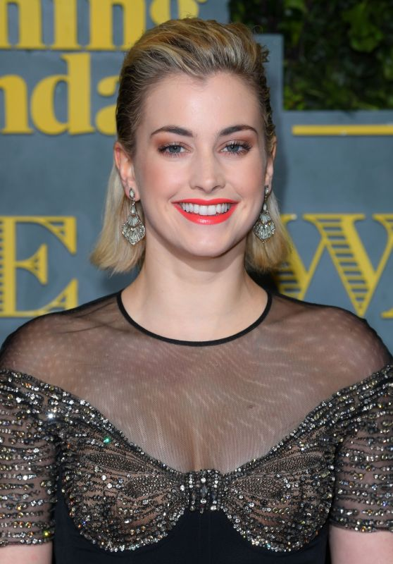 Stefanie Martini – London Evening Standard Theatre Awards 2017 in London