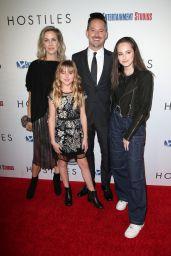 "Stella Cooper – ""Hostiles"" Premiere in LA"