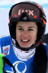 Stephanie Brunner at Alpine Skiing