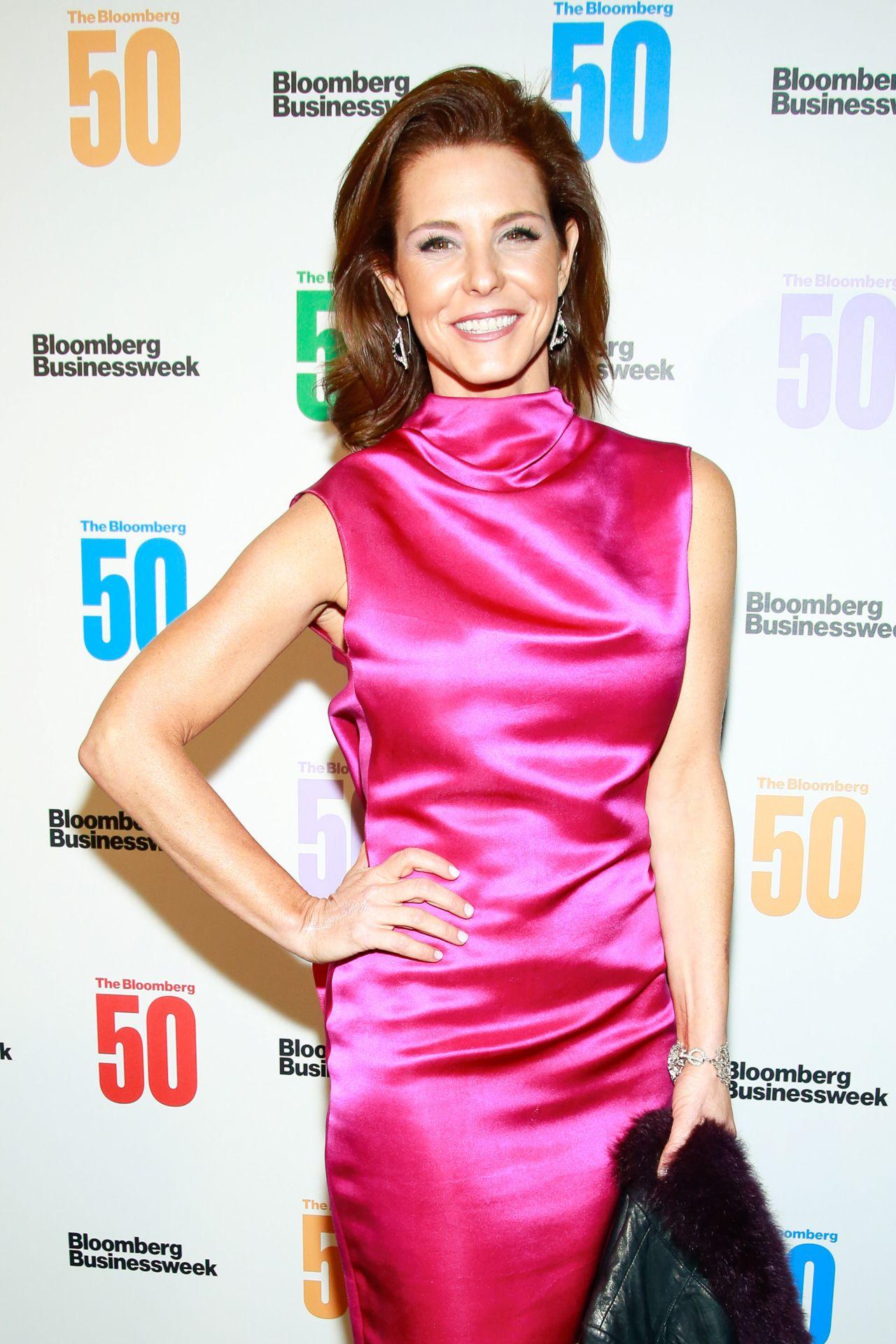 Stephanie Ruhle – Bloomberg 50 Awards in New York City Stephanie Ruhle