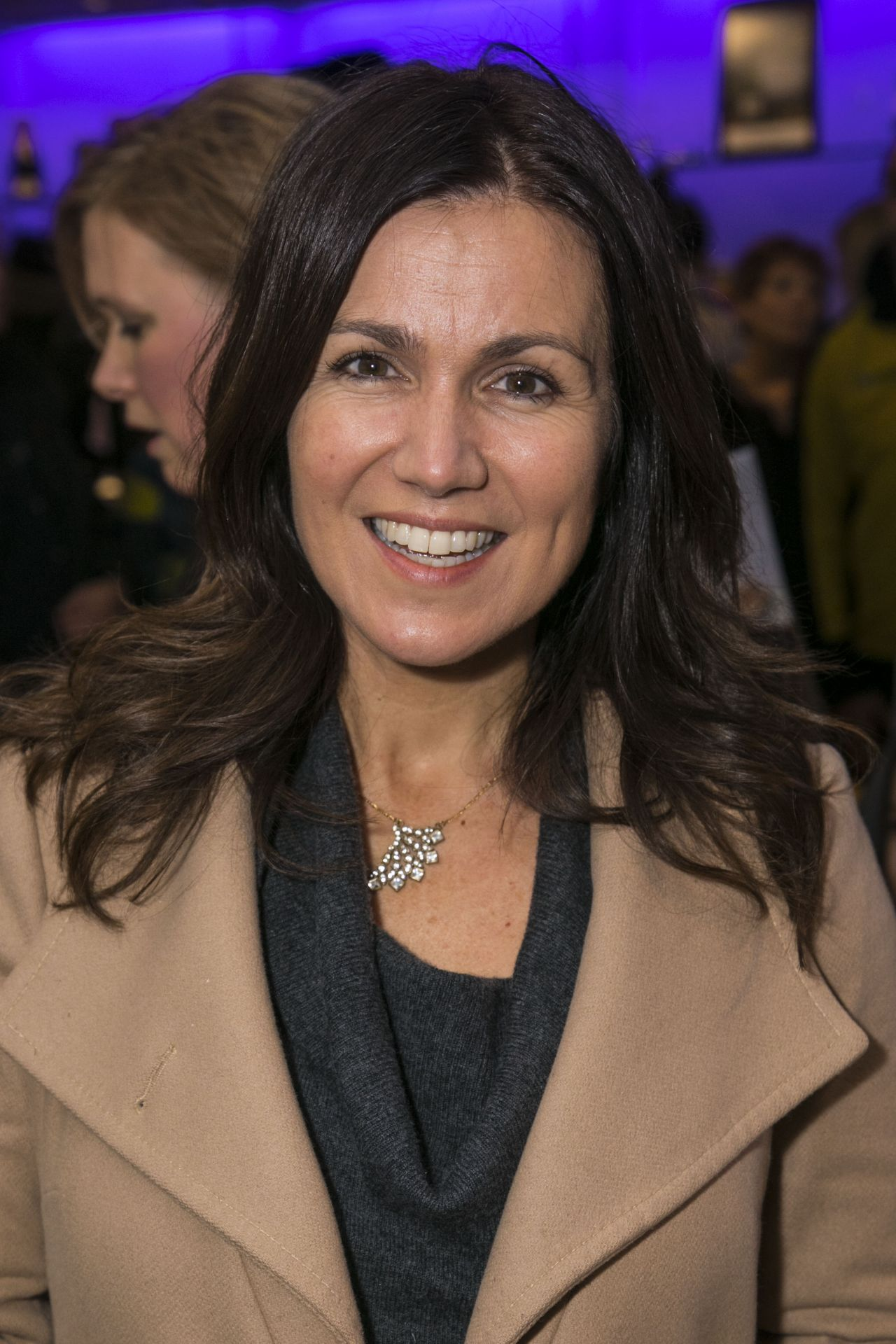 Susanna Reid At Cinderella Performance Gala In London