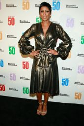 Tamron Hall – Bloomberg 50 Awards in New York City